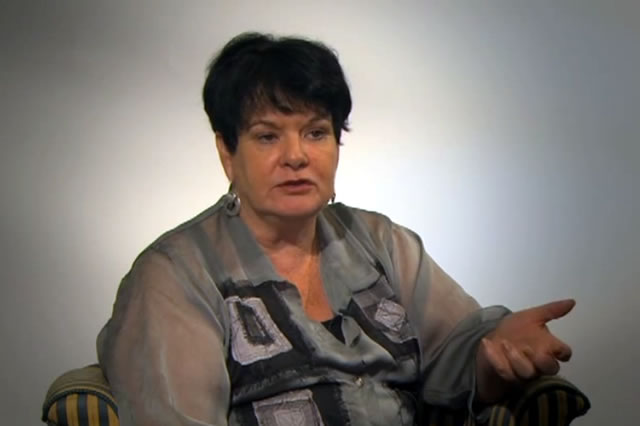 Sharan Burrow - What is a Climate Justice Narrative?