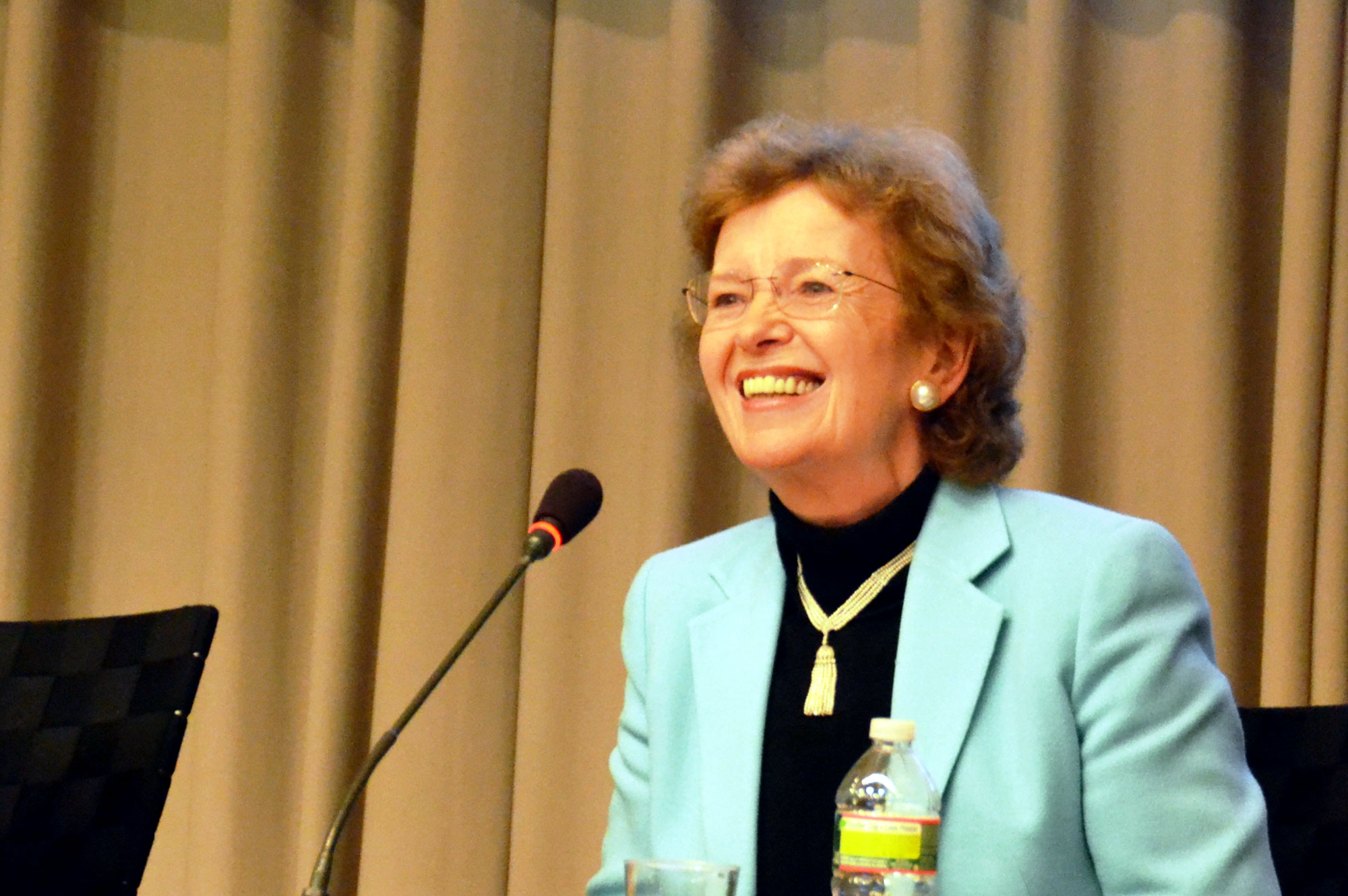 Mary Robinson addresses World Bank Sustainable Development Network Forum 2013