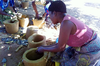 Improved Cookstoves Programme Malawi