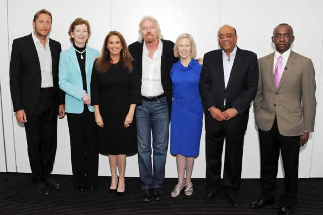 Mary Robinson joins The B Team – putting people and planet alongside profit