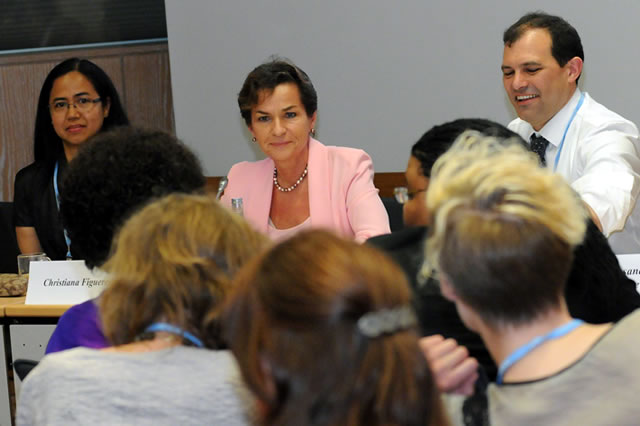 Promoting gender balance and the empowerment of women in the UNFCCC process