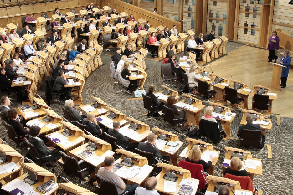 Scottish Parliament passes motion on climate justice