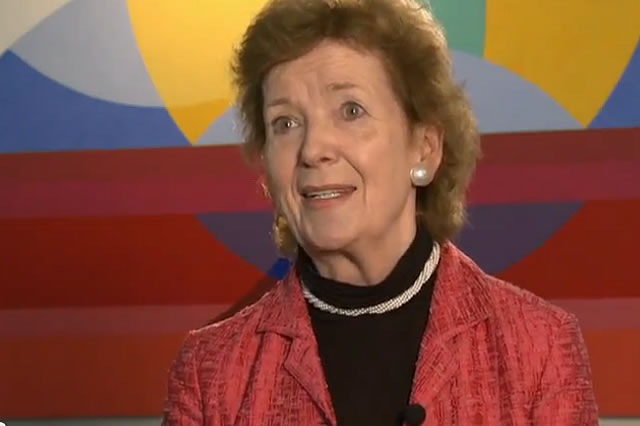 Mary Robinson: Technology Can Improve the Lives of the Poor – Brookings Blum Roundtable