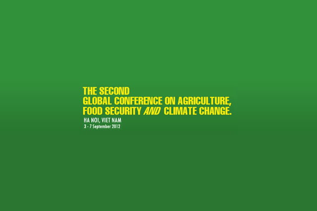 Second Global Conference on Agriculture, Food Security and Climate Change, Hanoi, Vietnam