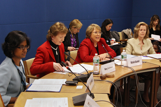 The Foundation and UN Women host event at Commission on the Status of Women