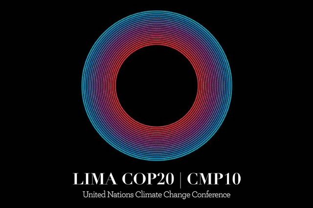 COP 20/CMP 10 opened yesterday 1 December 2014 in Lima, Peru