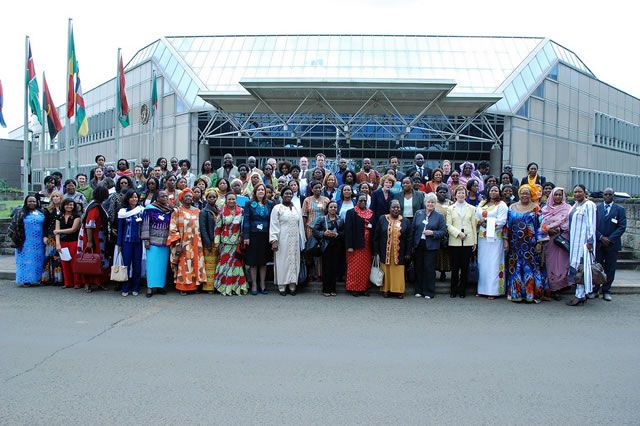 African Women Leaders on Climate Justice