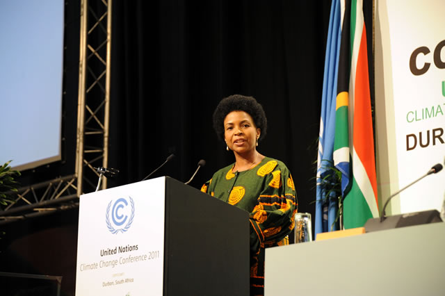 Women Leading the Way at COP17