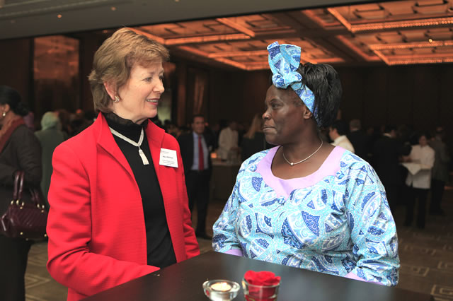 Statement on the death of Wangari Maathai from Mary Robinson