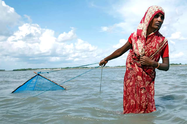 Climate Justice needed in Bangladesh