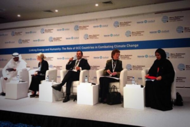 Linking Energy and Humanity – The Role of the Gulf Cooperation Council in Combating Climate Change