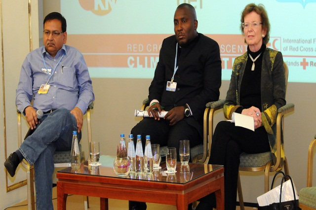 Mary Robinson: transformational leadership required for climate justice
