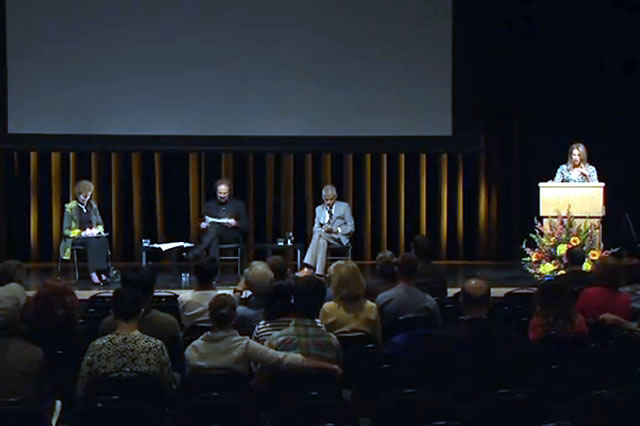 Pursuing Climate Justice with Mary Robinson and V. Ramanathan