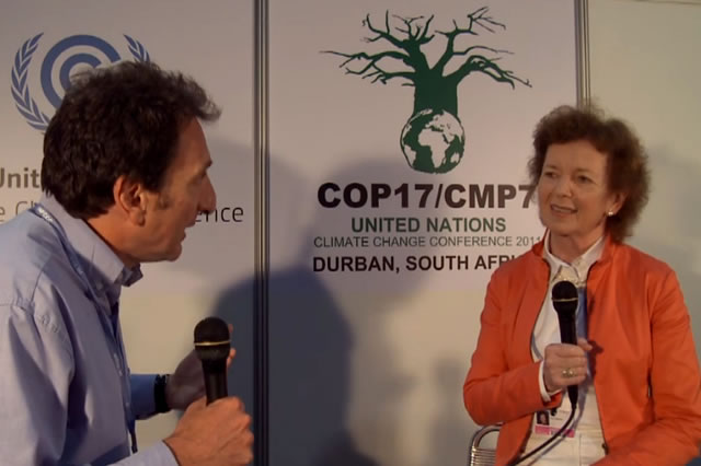 The role of women in COP17 – is it enough?