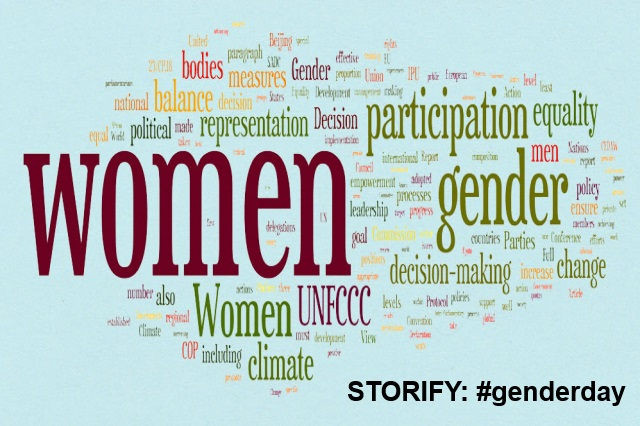 Gender Day at COP19