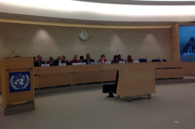 Mary Robinson addresses UN Forum on Business and Human Rights