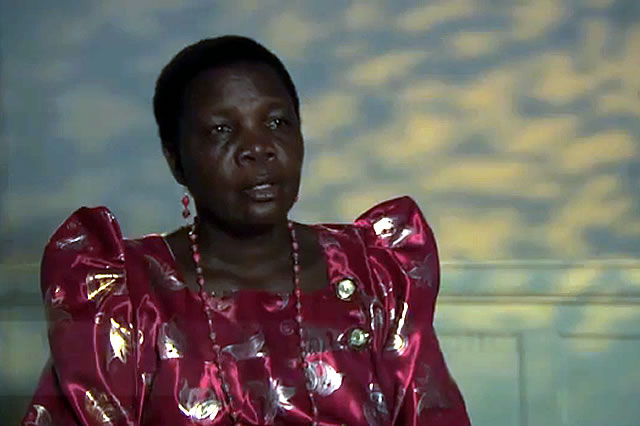 Constance Okollet on the impacts of climate change on women in Uganda