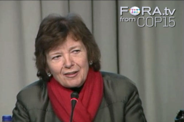 Mary Robinson on Climate Justice and the Copenhagen Agenda
