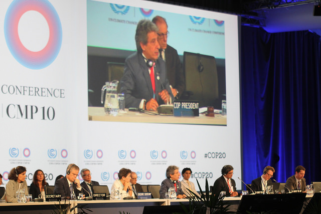 Statement from Mary Robinson as COP20 Ends
