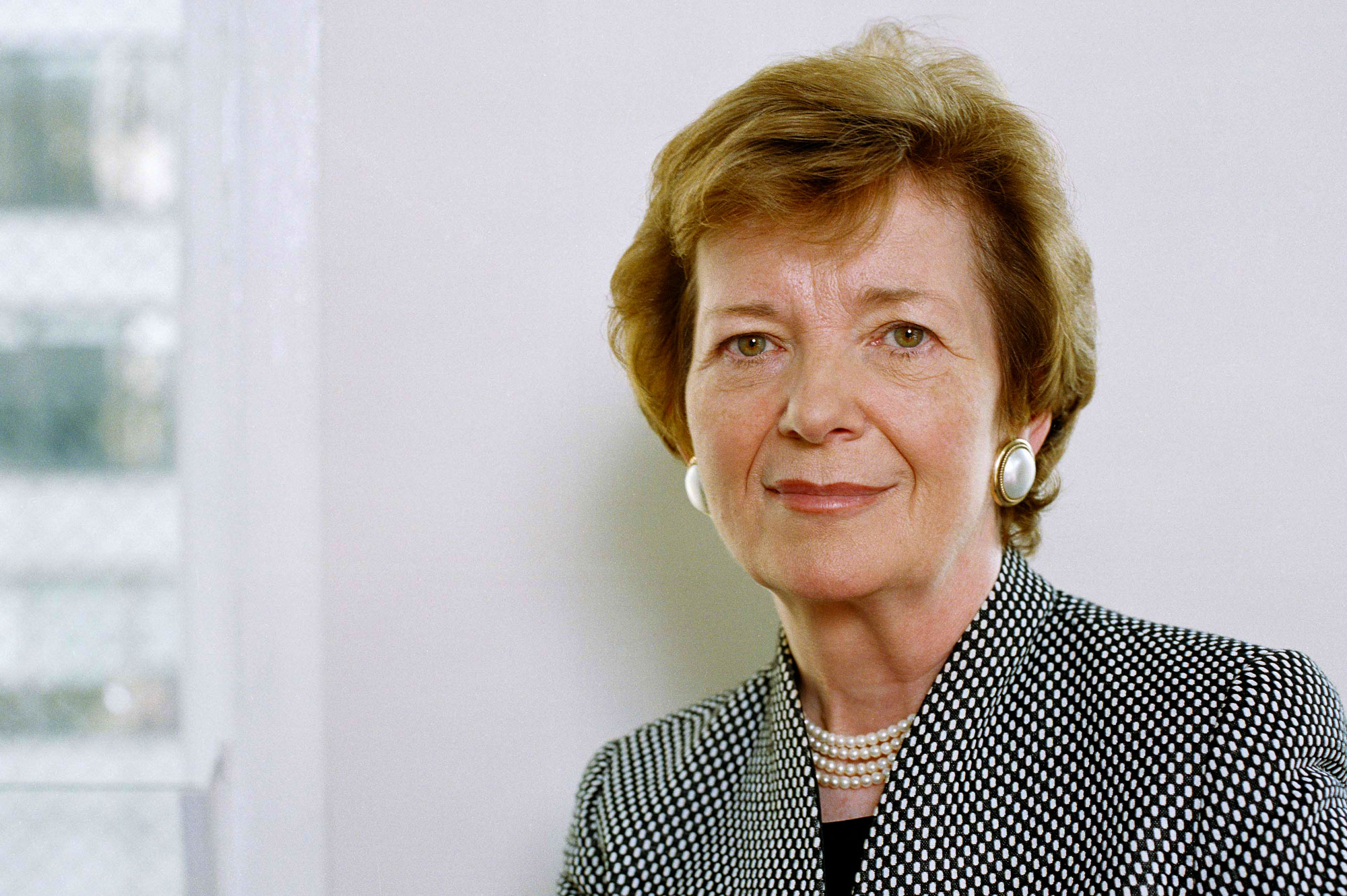 Statement from Mary Robinson on the Publication of the report of WG3 of IPCC