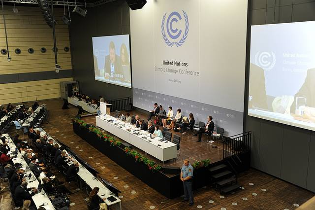 Climate Change Negotiators Meet in Bonn to Prepare for Paris Climate Summit