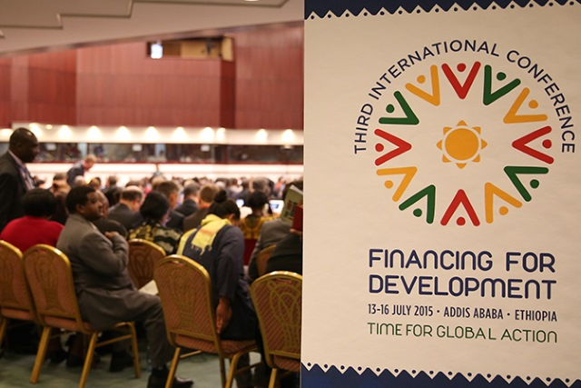 Statement from Mary Robinson on the Closing of the Third Financing for Development Conference in Addis Ababa