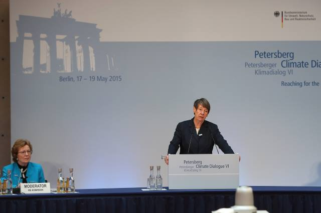 The 6th Petersberg Climate Dialogue focuses on laying the foundations for a successful COP21 in Paris