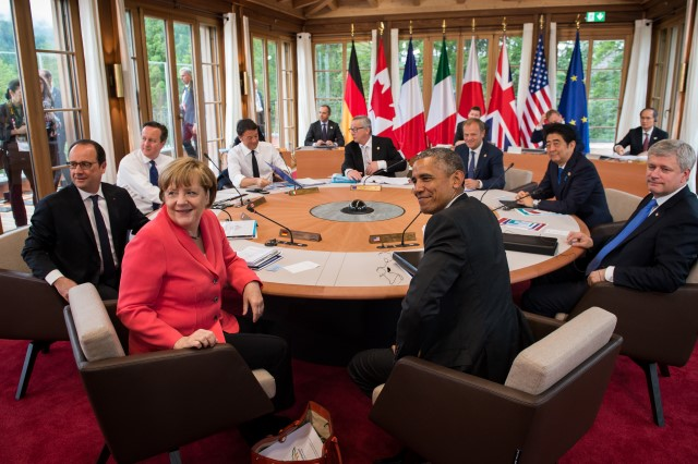 Mary Robinson's Statement on the G7 Leaders' Declaration