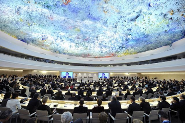 Geneva Pledge on Human Rights and Climate Action announced