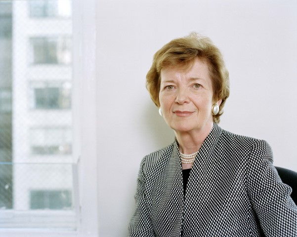 RTÉ 1 – Morning Ireland Interview with Mary Robinson on Pope Francis' Encyclical on Climate Change