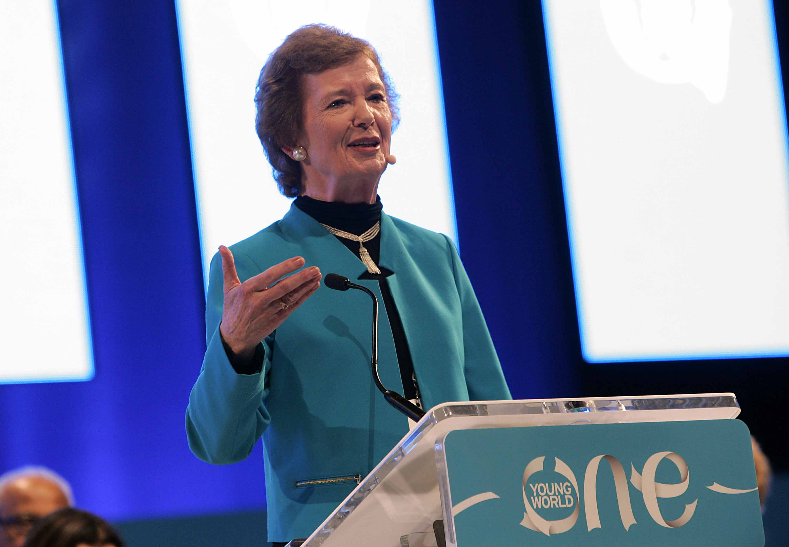 One Young World Summit Celebrating Youth Leadership