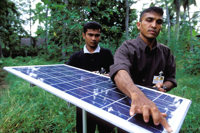 Sustainable Energy for All: Ensuring access for the poorest