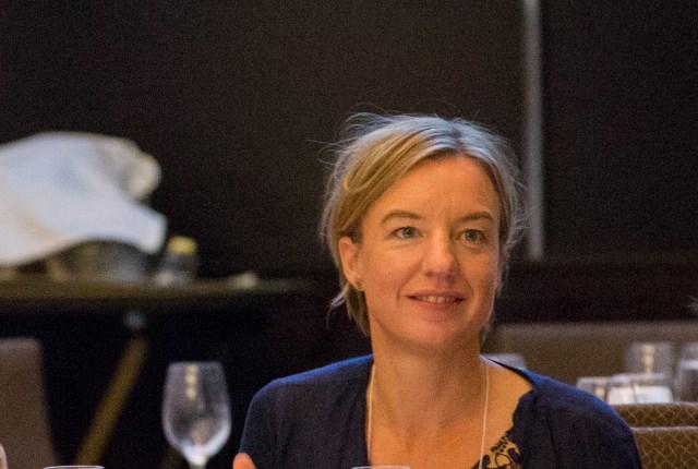 Tara Shine explains Climate Justice at CCDA-IV Conference