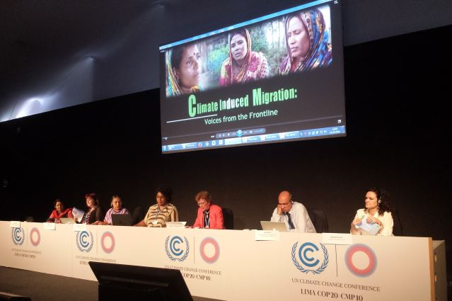 Putting a Human Face to Climate Change