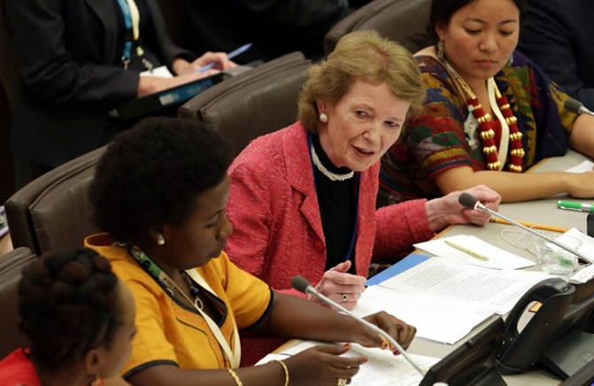 Perspective of Women on Climate Change Carried to UN Climate Summit 2014