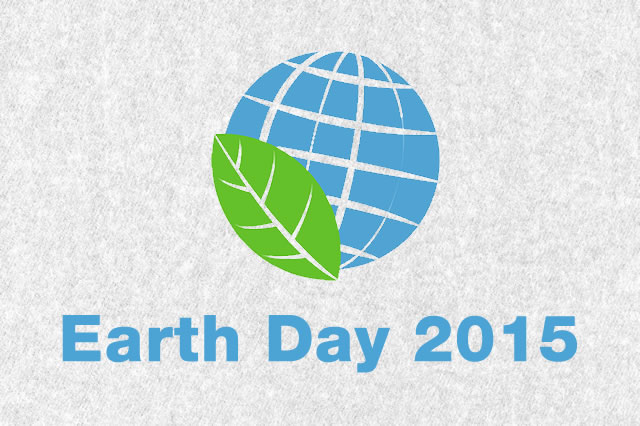 Earth Day 2015 – It's Our Turn to Lead