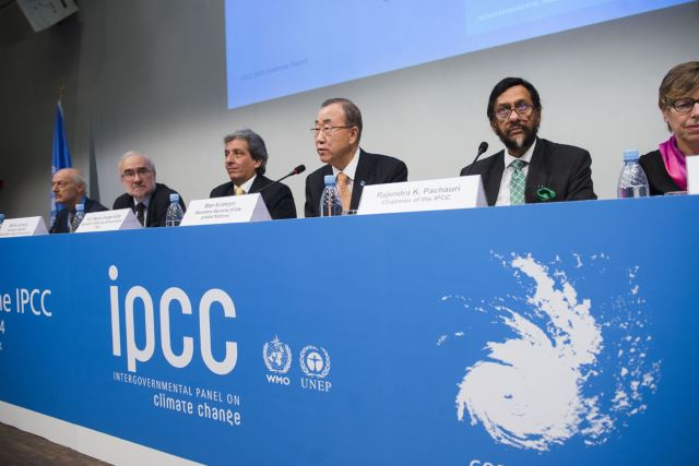 Statement from Mary Robinson on the Publication of the Synthesis Report of the Fifth Assessment Report of the IPCC