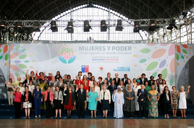 Women Must Be At The Table To Achieve Climate Justice