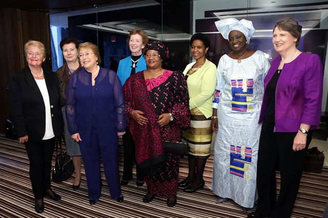 Leaders' Forum on Women Leading the Way: Raising Ambition for Climate Action