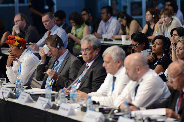 COP20 Presidency celebrates Climate Action Day in Lima