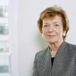 Mary Robinson, Chair of the Board of Trustees