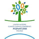 In 2008, the United Nations Climate Change Conference took place in Poznan, Poland from 1 – 12 December, 2008.