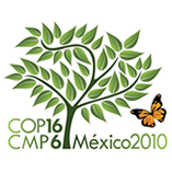The 16th session of the UN Climate Change Conference was held in Cancun, Mexico in 2010.