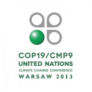 The 19th session of the UN Climate Change Conference was held in Warsaw, Poland in 2013.