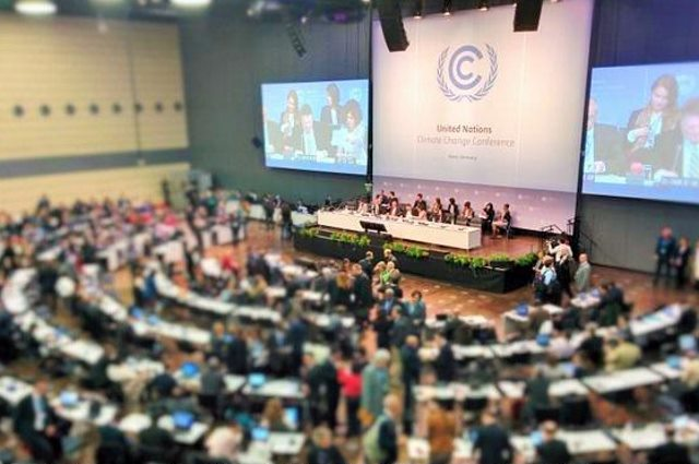 The eleventh part of the second session of the Ad Hoc Working Group on the Durban Platform for Enhanced Action (ADP) is taking place in Bonn, Germany, from 19 - 23 October 2015. (Photo: UNFCCC)